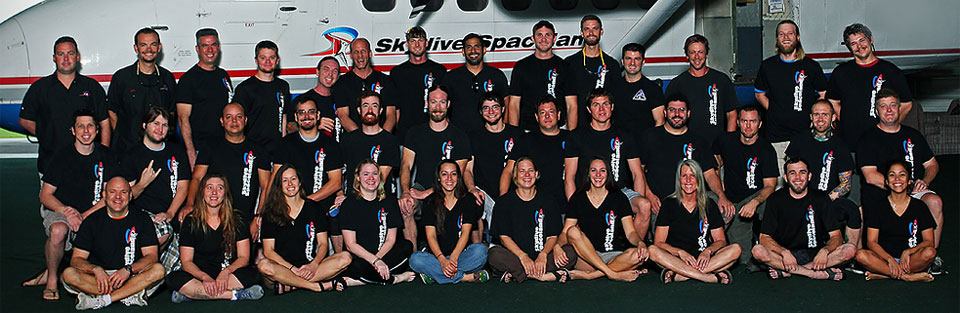 Skydive Spaceland Staff