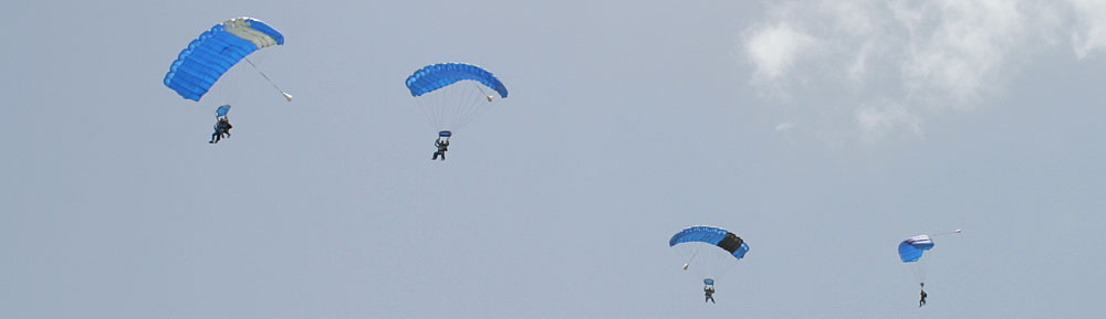 Tandem Skydiving: Common Questions