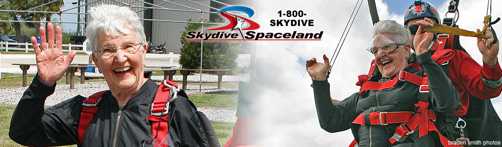 Mother's Day Skydiving Gifts