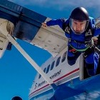 Skydive Spaceland Transitions Events for Recent Grads