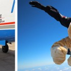 Check Off a Bucket-List Item: Be part of a Guinness Book of World Records Tandem Skydive