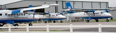 DeHavilland Super Twin Otters