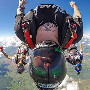 Experienced skydiver discounts
