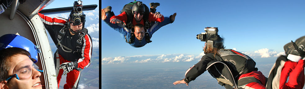 Skydive Spaceland Videographers
