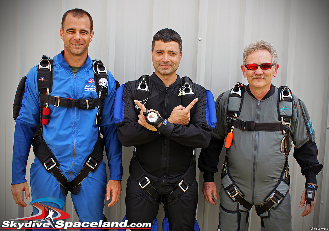 104 skydive spaceland hosts first transitions 3 way speed star