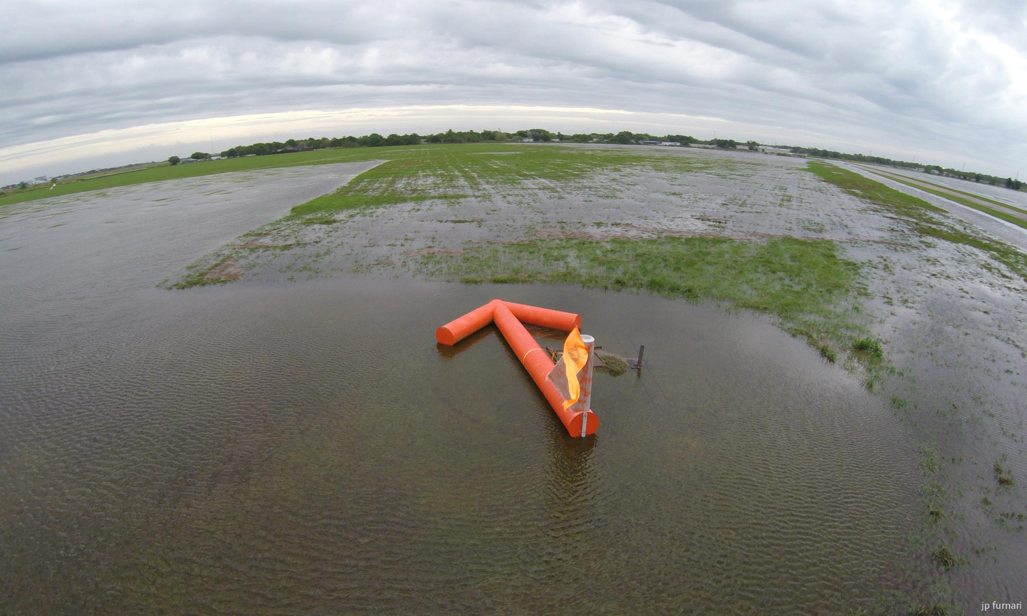 Wet landing area, by JP Furnari