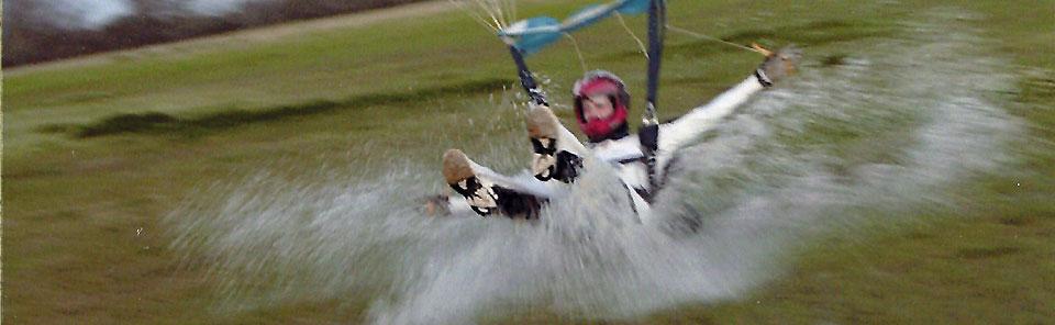 Splish-Splash: Landing in Wet Conditions