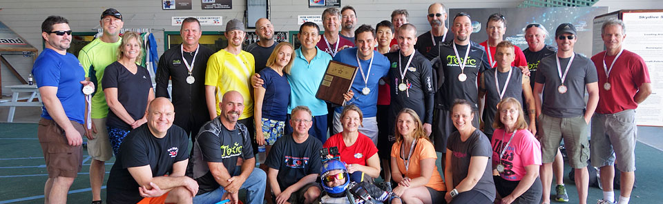 Skydive Spaceland Scrambles 2015 Report