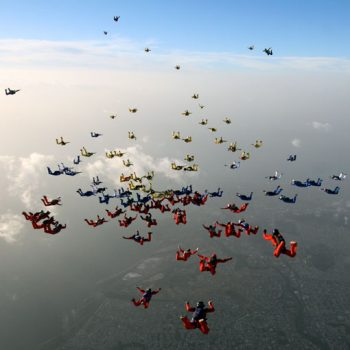 Raul Quinones Big Way Skydiving Camps