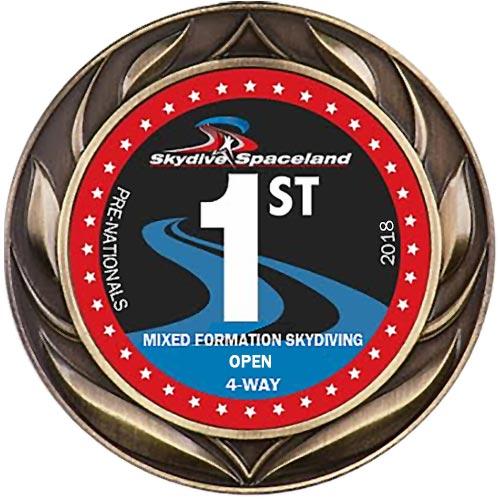 preNationals medal