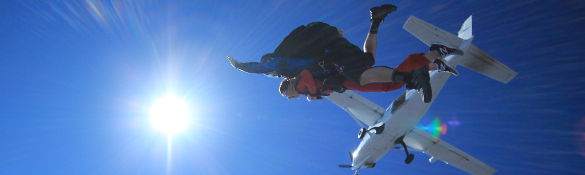 Tandem Skydiving: Common Questions – Skydive Spaceland Houston