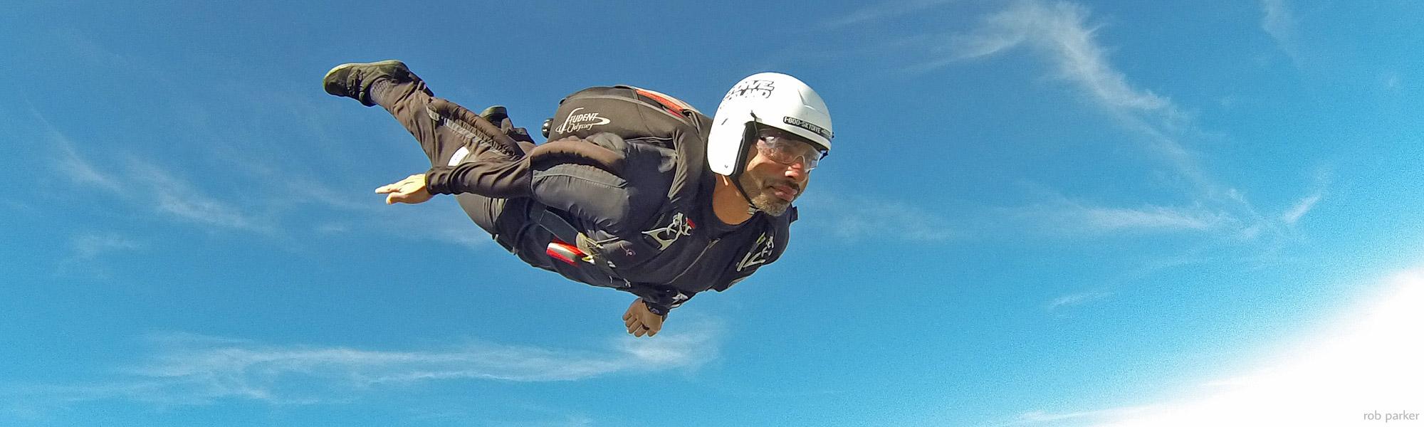 Skydiver Training Program Houston Common Questions